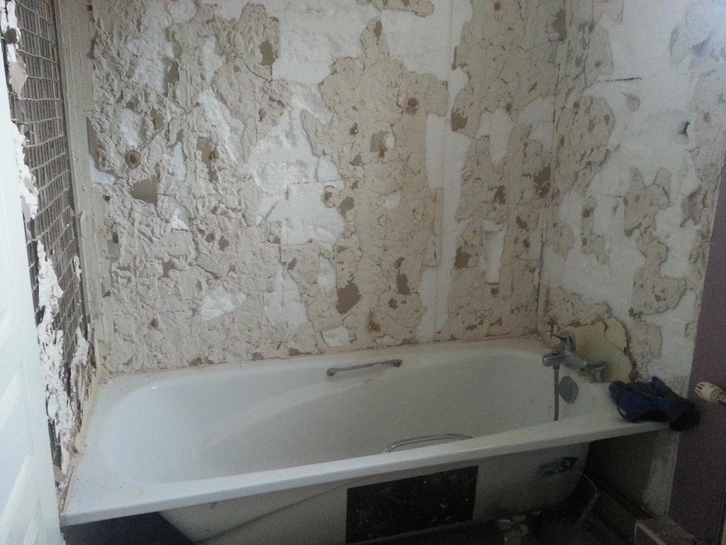 Mur Salle De Bain Hydrofuge ~ r novation salle de bain 91 jf cuisine conseils